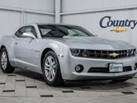 Camaro... LT... Coupe... 3.6 V6... 6-Speed Automatic...