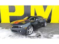 Accident Free Carfax history. RS Package! Camaro 1LT,