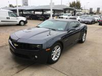 We are excited to offer this 2013 Chevrolet Camaro.