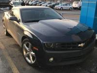 2013 Chevrolet Camaro 1LT Blue Ray Metallic Recent