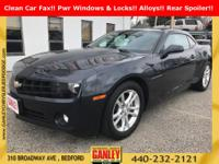Chevrolet Camaro 1LT 2013 New Price! Power Windows,