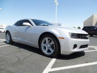 Look at this 2013 Chevrolet Camaro LT. Its Automatic