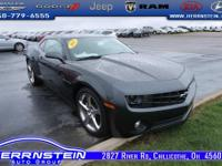 2013 Chevrolet Camaro 2LT This Chevrolet Camaro is