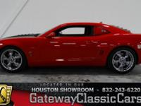 Stock #233HOU For sale in our Houston showroom is an