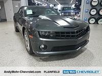 Chevrolet Camaro CARFAX One-Owner. **USB Input**,