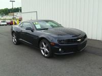2013 CHEVROLET CAMARO SS!! RWD, 6.2L V8, 6-SPEED MANUAL
