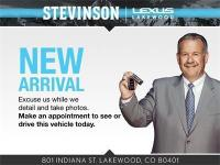 Stevinson Lexus is offfering this. 2013 Chevrolet