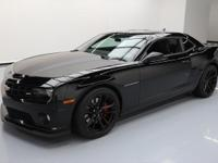 2013 Chevrolet Camaro with 6.2L V8 Engine,6-Speed