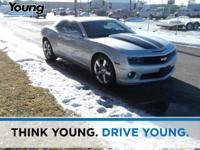 2013 Chevrolet Camaro. Heated Driver & Front Passenger