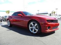 Look at this 2013 Chevrolet Camaro SS. Its Automatic