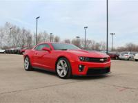 Exterior Color: red, Body: Coupe, Engine: 6.2L V8 16V