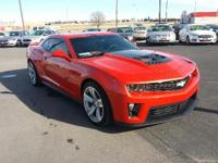 GREAT MILES 2,744! Heated Leather Seats, Sunroof, ZL1