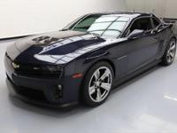 2013 Chevrolet Camaro with 6.2L Supercharged V8