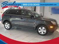 Exterior Color: gray, Body: SUV, Engine: 2.4L I4 16V