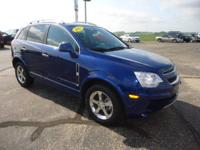 Check out this beautiful blue topaz 2013 Chevrolet