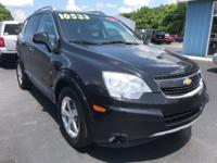 Clean CARFAX. Black Granite Metallic 2013 Chevrolet