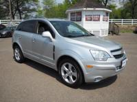 2013 Chevrolet Captiva Sport LTZ Silver Ice Metallic