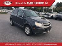 Cyber Gray Metallic 2013 Chevrolet Captiva Sport 2LS