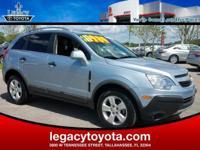 28/20 Highway/City MPG 2013 Chevrolet Captiva Sport 2LS