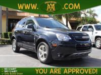 Options:  2013 Chevrolet Captiva Sport Fleet: The 2013