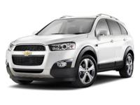 Look at this 2013 Chevrolet Captiva Sport Fleet LT. Its