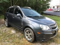Captiva Sport LT, 6-Speed Automatic, FWD, Alloy wheels,
