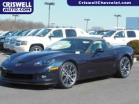 2013 Chevrolet Corvette 427 Grand Sport Convertible