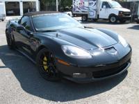 Options:  2013 Chevrolet Corvette 427