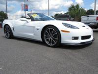 Certified. 2013 Chevrolet Corvette 427 RWD 6-Speed