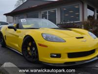 A Must See! 2013 Chevrolet Corvette 427 Edition with