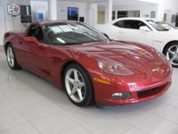 2013 Chevrolet Corvette 1LT CARFAX: 1-Owner, Buy Back