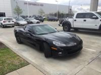 We are excited to offer this 2013 Chevrolet Corvette.