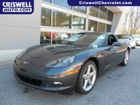 2013 Chevrolet Corvette 1LT Preferred Equipment Group