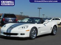 2013 Chevrolet Corvette Grand Sport Grand Sport