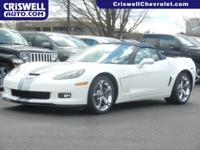 2013 Chevrolet Corvette Grand Sport Convertible - Grace