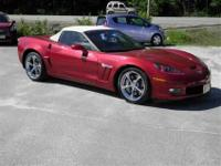 This Corvette has less than 12k miles.. CARFAX single
