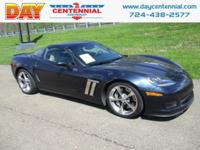 2013 Chevrolet Corvette Grand Sport 3LT 3LT 2D Coupe