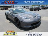 This 2013 Chevrolet Corvette Grand Sport in is well