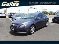 Look at this 2013 Chevrolet Cruze 1LT. Its Automatic