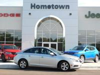 Options:  2013 Chevrolet Cruze 4Dr Sdn Auto 1Lt|Front