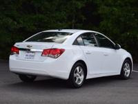 Clean CARFAX. 38/26 Highway/City MPG Summit White 2013