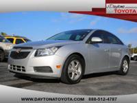 2013 Chevrolet Cruze LT Sedan, *** 1 FLORIDA OWNER ***