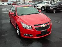 2013 Chevrolet Cruze Highlights Include..., **CLEAN CAR