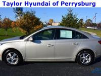 Cruze Chevrolet 2013 6-Speed Automatic Electronic with