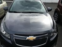 Here is a Cruze with POWER and GREAT MPG!!! 26CITY MPG,