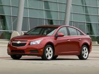 Accident Free AutoCheck History Report, Cruze 1LT,