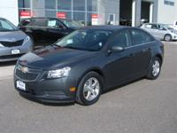 Exterior Color: gray, Body: Sedan, Engine: 1.4L I4 16V