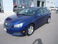 Exterior Color: medium blue, Body: Sedan, Engine: 1.4L