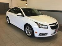 The ChevroletCruze. One of the best selling small cars