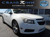 New Arrival! This 2013 Chevrolet Cruze 2LT will sell